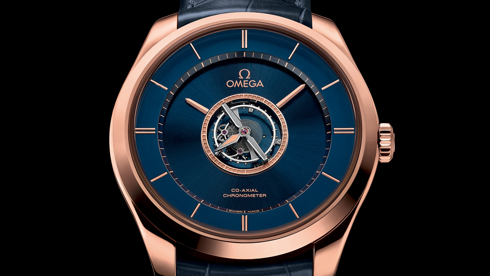 De Ville Tourbillon Tourbillon Co‑Axial Numbered Edition 44 mm - 528.53.44.21.03.001 - View 1