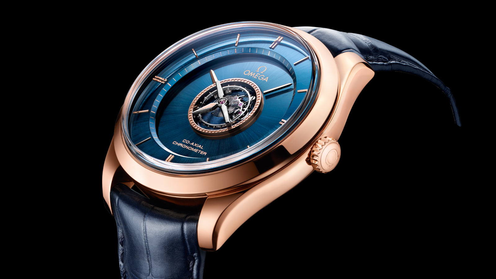 De Ville Tourbillon Tourbillon Co‑Axial Numbered Edition 44 mm - 528.53.44.21.03.001 - View 3