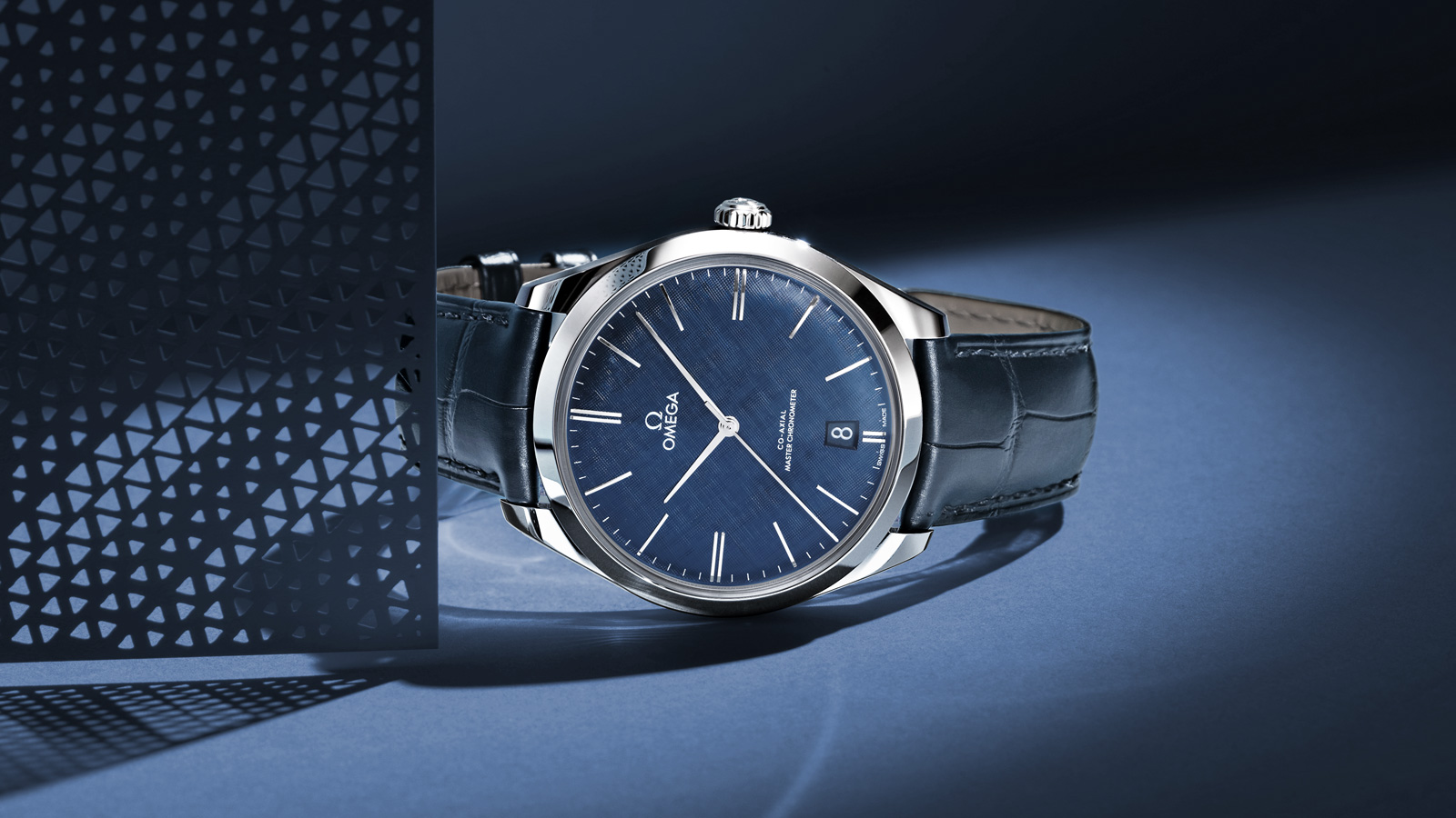 De Ville TRÉSOR Trésor Omega Co‑Axial Master Chronometer 40 mm Montre - 435.13.40.21.03.001