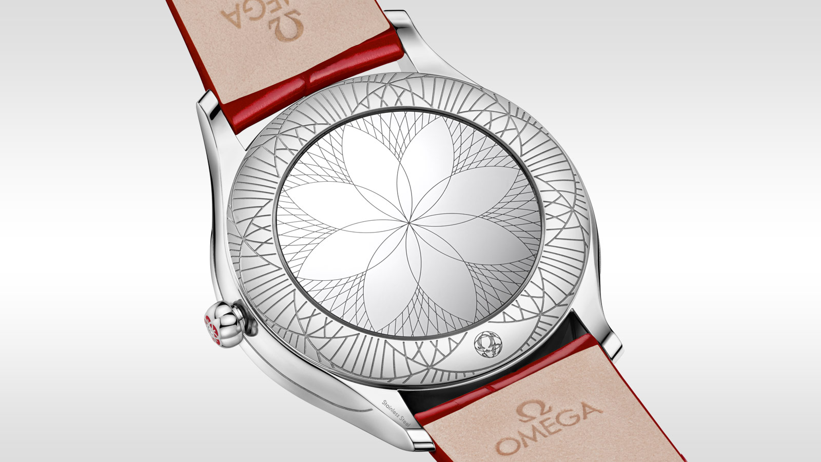 De Ville TRÉSOR Trésor Quartz 36 mm - 428.18.36.60.04.002 - Visualizzare 3