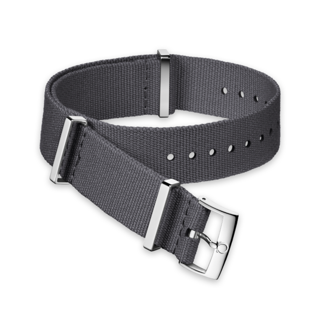 Grey polyester strap - 031CWZ007565