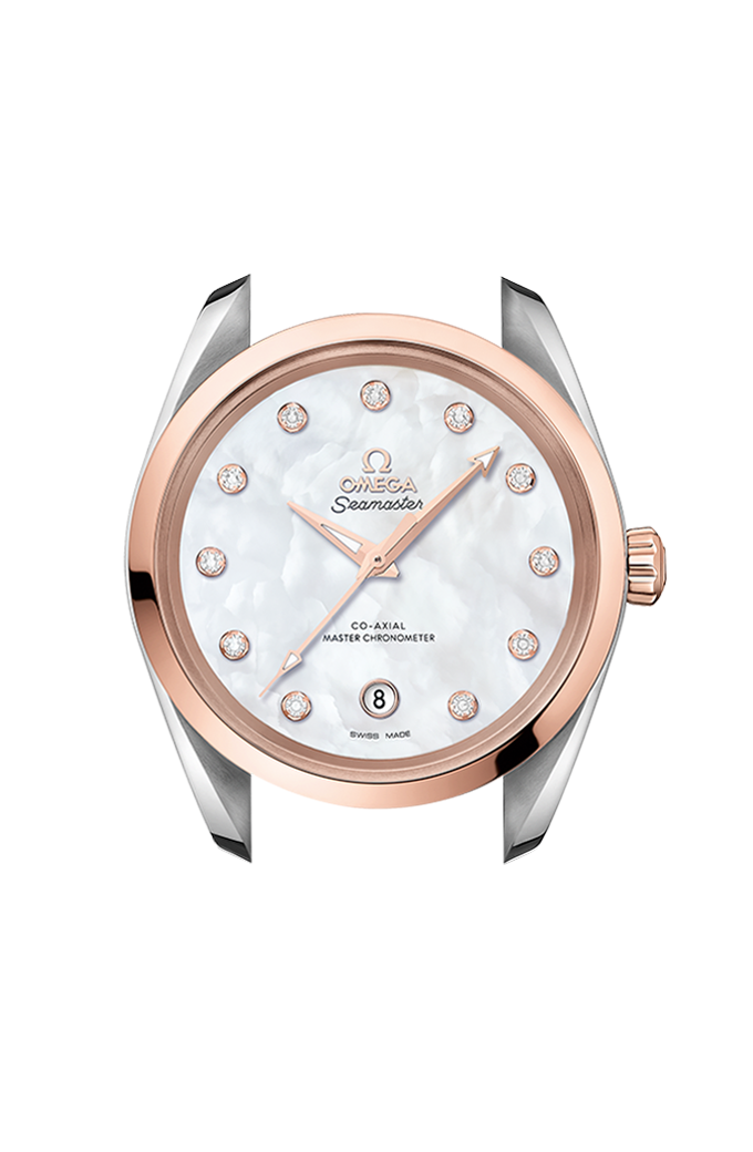 Omega Co-Axial Master Chronometer Damen 38 mm - 220.20.38.20.55.001