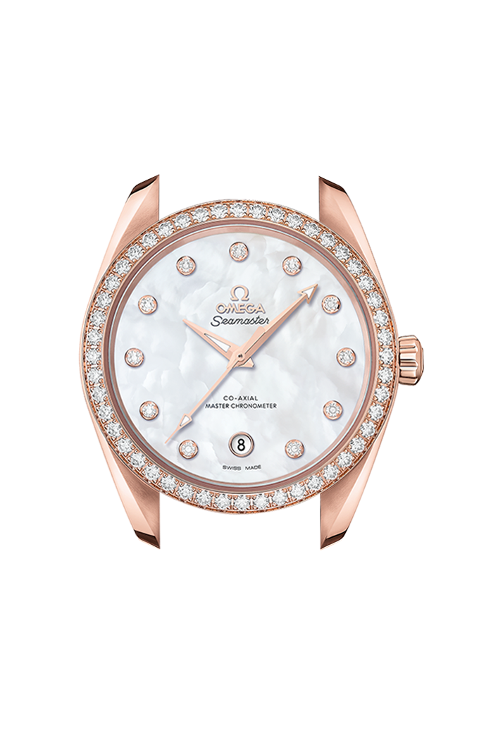 Co-Axial Master Chronometer Ladies' 38 mm - 220.58.38.20.55.001