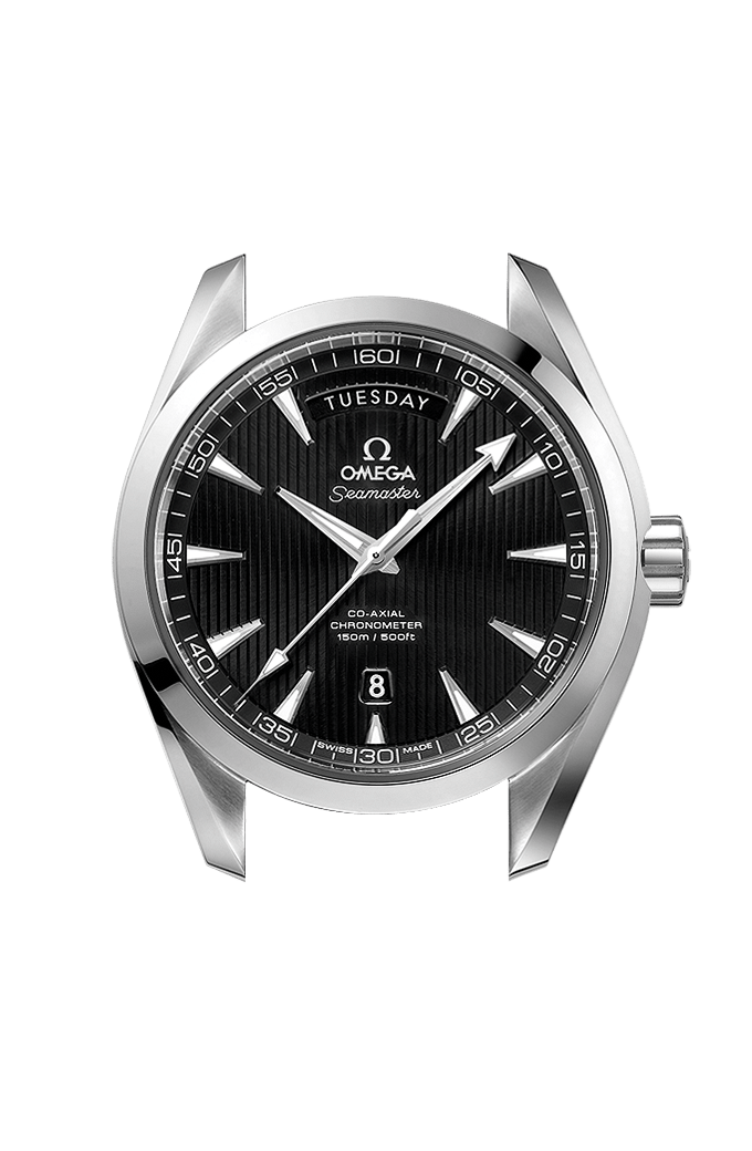 Aqua Terra 150M Co-Axial Chronometer Jour-Date 41,5 mm - 231.10.42.22.01.001
