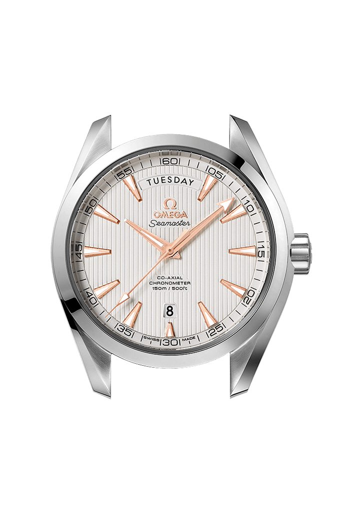 Aqua Terra 150M Omega Co-Axial Day-Date 41,5 mm - 231.10.42.22.02.001