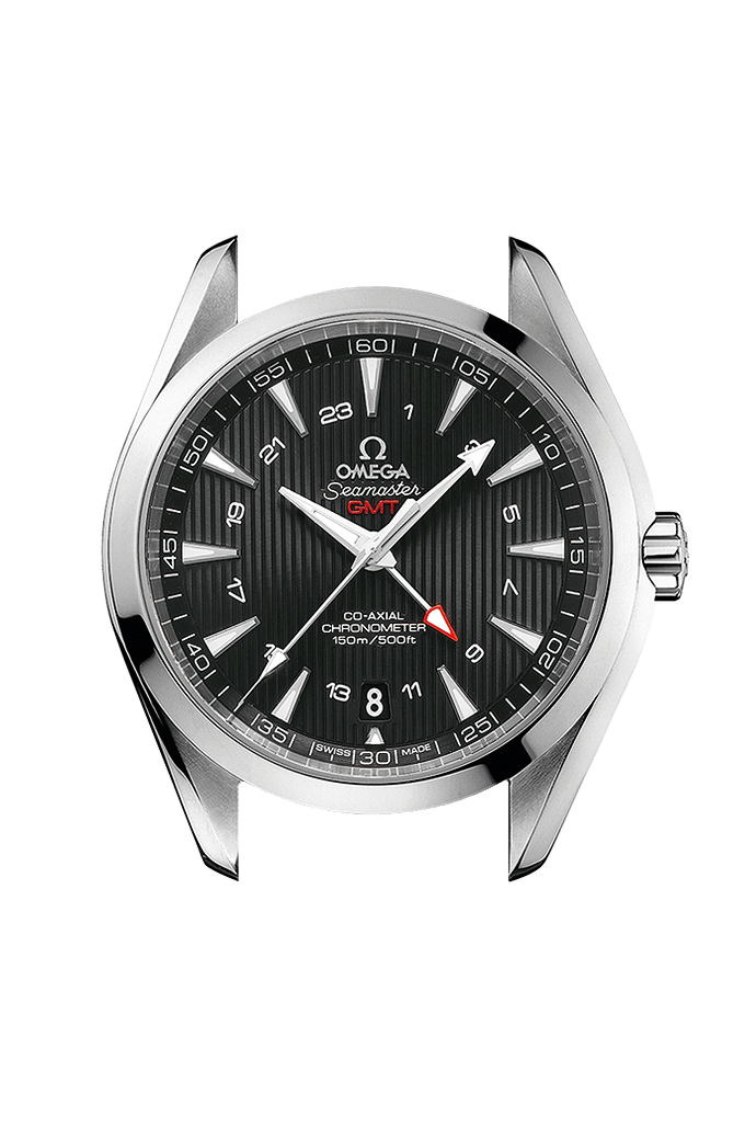 Aqua Terra 150 M Omega Co-Axial GMT 43 mm - 231.10.43.22.01.001