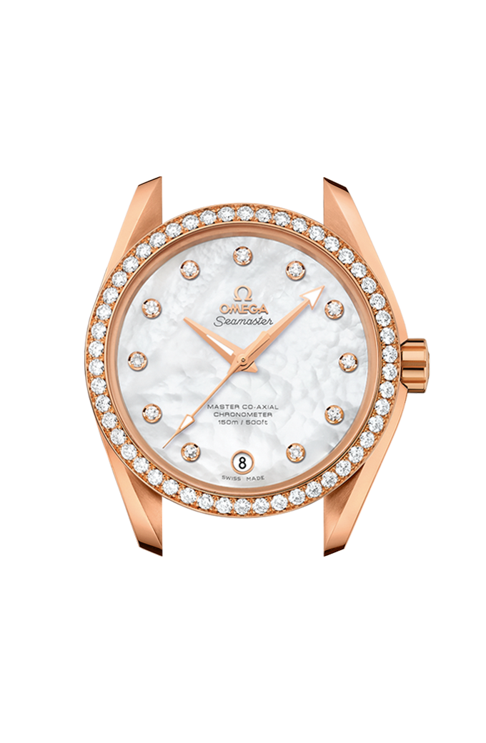 Omega Master Co-Axial Ladies' 38.5 mm - 231.58.39.21.55.001
