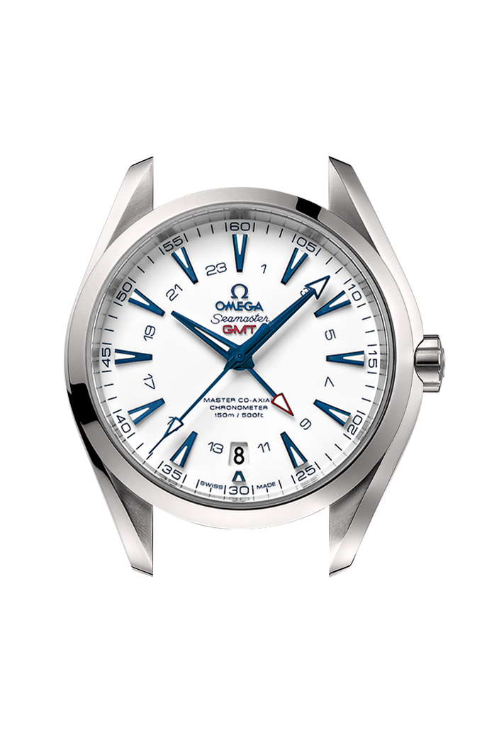 Master Co-Axial Chronometer GMT 43 mm - 231.90.43.22.04.001