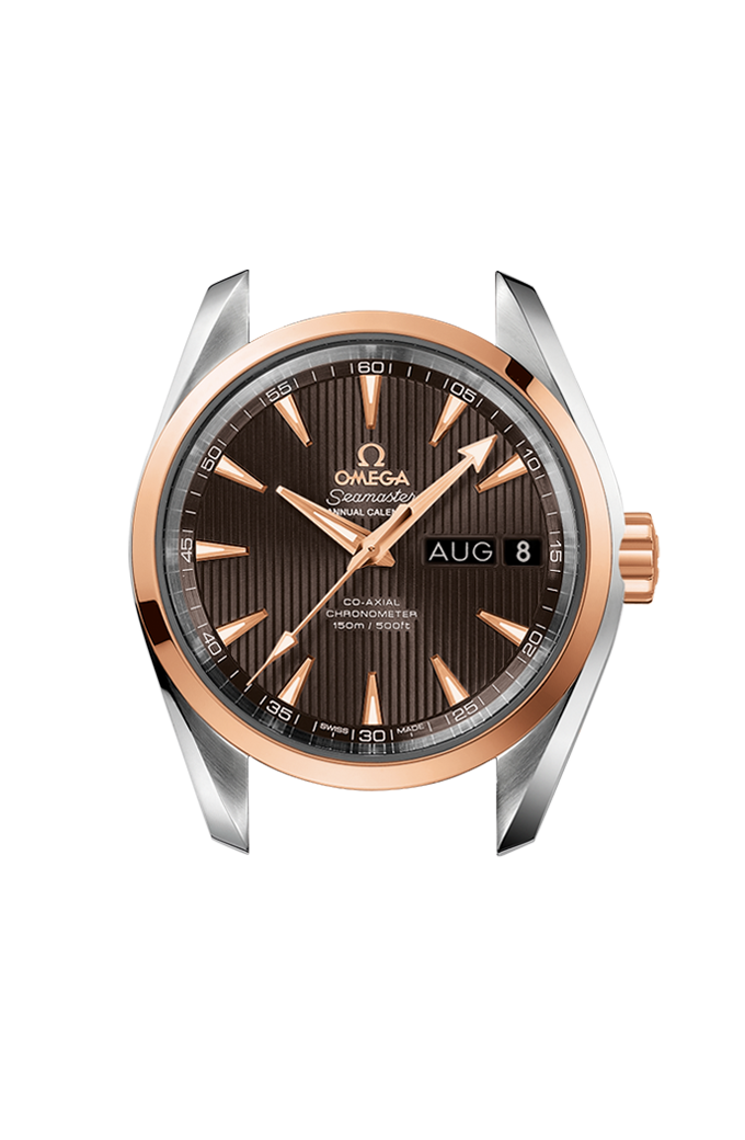 Omega Co-Axial Annual Calendar 38.5 mm - 231.20.39.22.06.001
