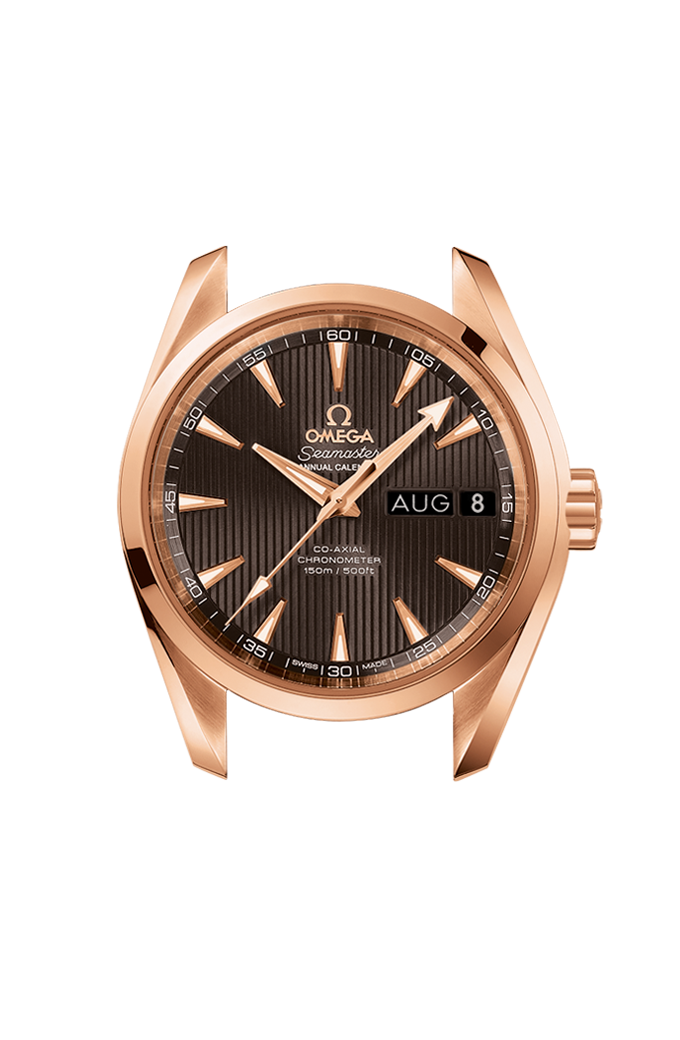 Omega Co-Axial Annual Calendar 38.5 mm - 231.50.39.22.06.001