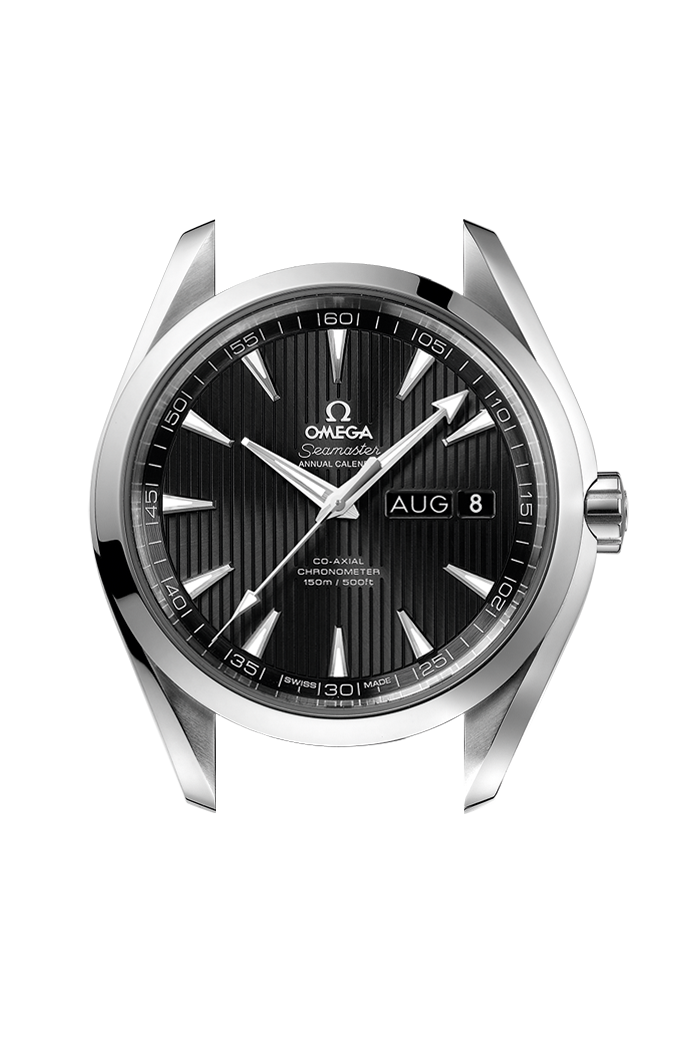 Omega Co-Axial Annual Calendar 43 mm - 231.13.43.22.01.002