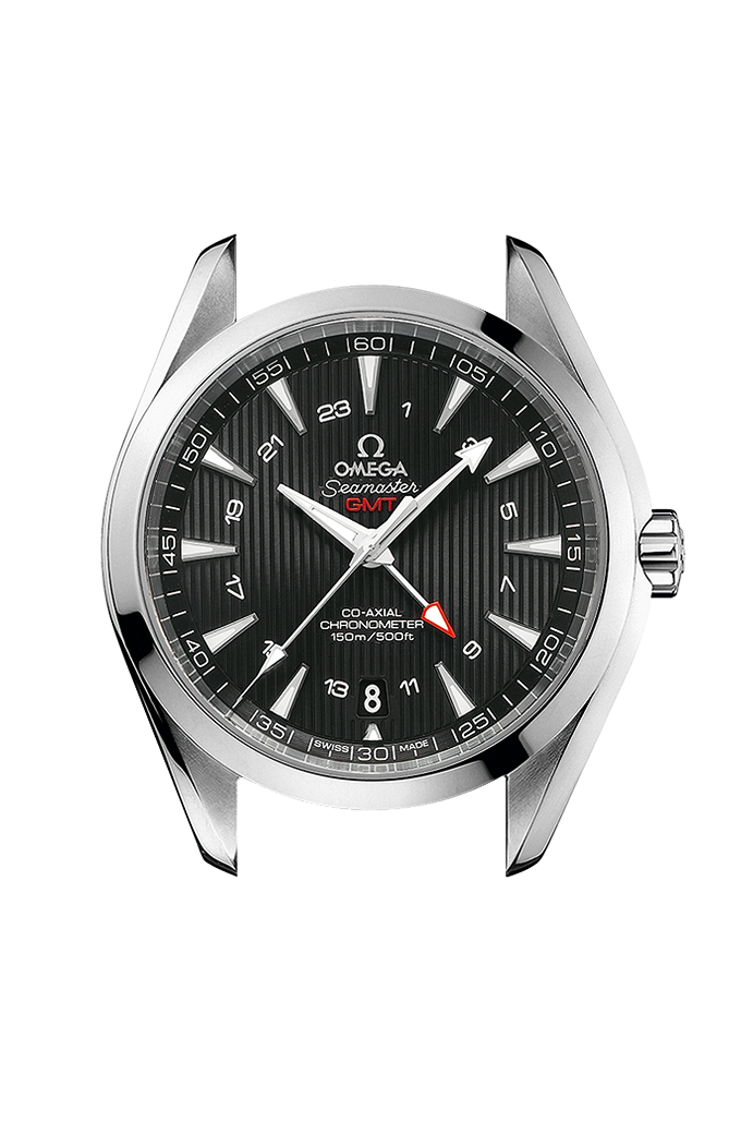Omega Co-Axial GMT 43 mm - 231.13.43.22.01.001