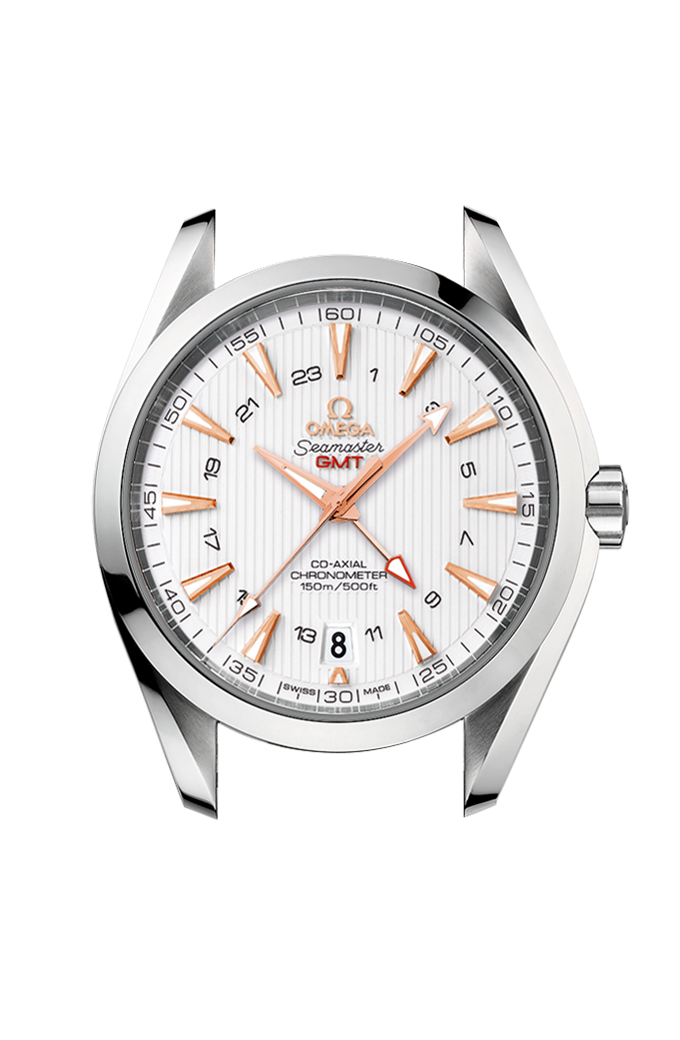 Omega Co-Axial GMT 43 mm - 231.13.43.22.02.004