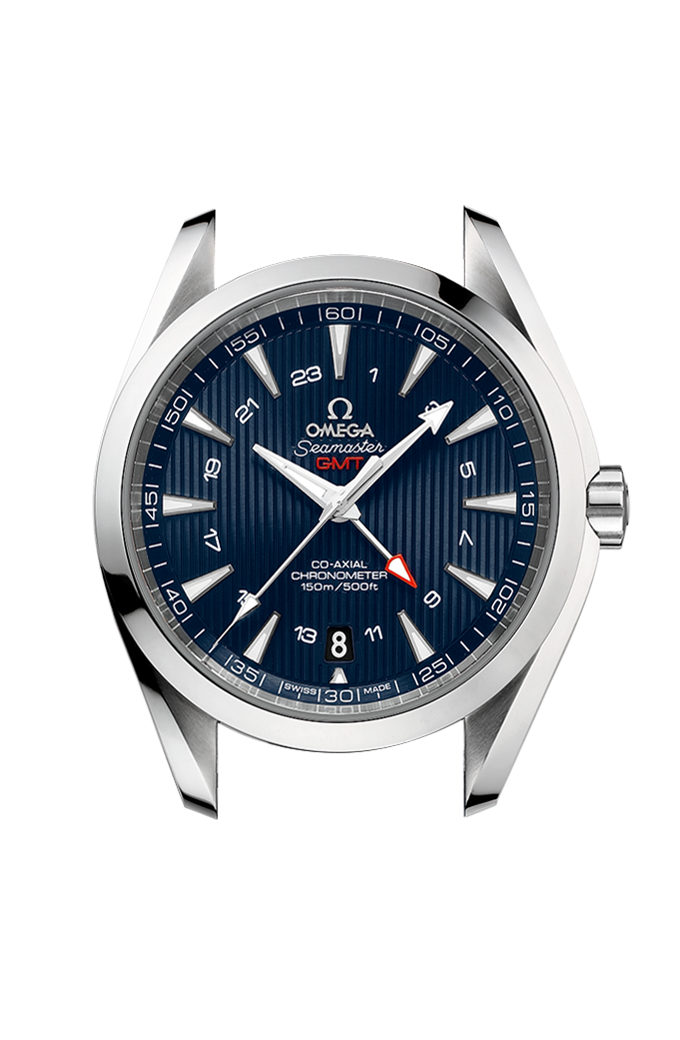 Omega Co-Axial GMT 43 mm - 231.13.43.22.03.001