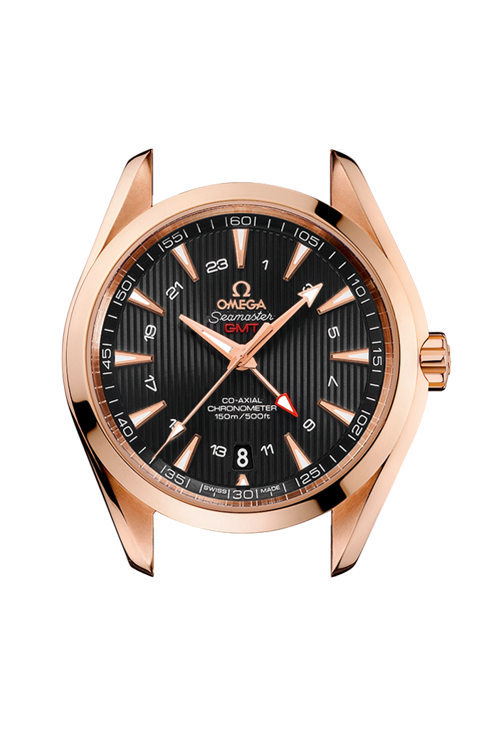 Omega Co-Axial GMT 43 mm - 231.53.43.22.06.002