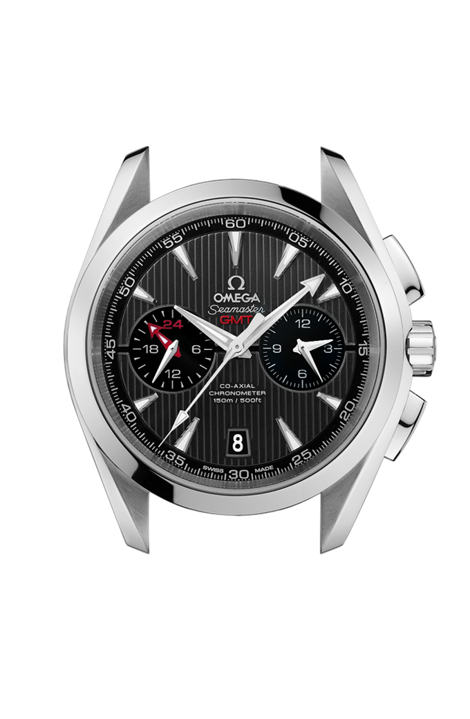 Omega Co-Axial GMT Chronograph 43 mm - 231.10.43.52.06.001