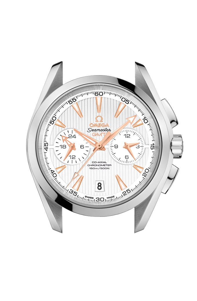 Omega Co-Axial GMT Chronograph 43 mm - 231.13.43.52.02.001