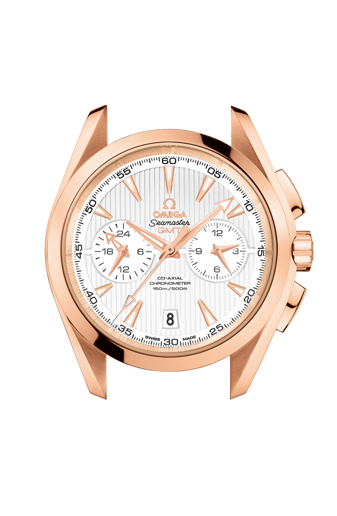 Omega Co-Axial GMT Chronograph 43 mm - 231.53.43.52.02.001