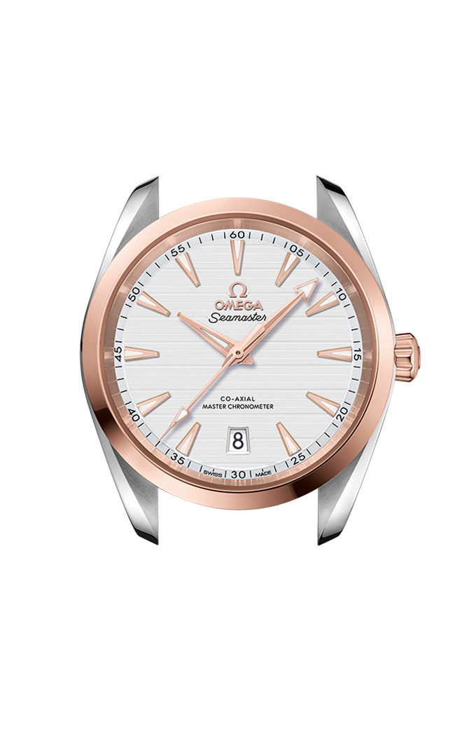 Omega Co-Axial Master Chronometer 38 mm - 220.20.38.20.02.001