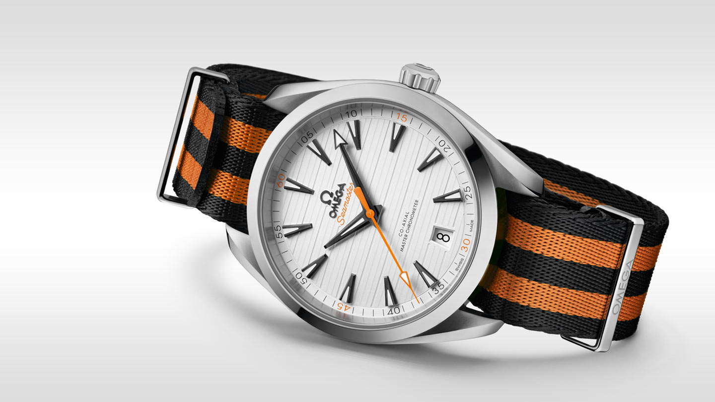 Seamaster Aqua Terra 150M Aqua Terra 150M Omega Co‑Axial Master Chronometer 41 mm - 220.12.41.21.02.003 - Visualizzare 1