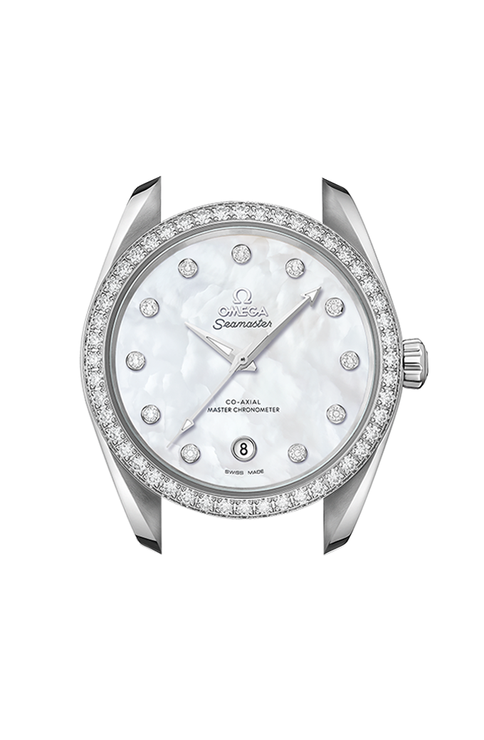 Omega Co-Axial Master Chronometer Ladies' 38 mm - 220.15.38.20.55.001
