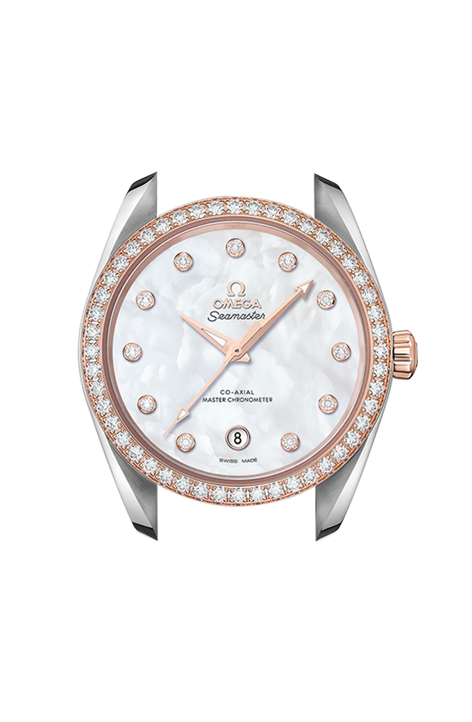 Omega Co-Axial Master Chronometer Ladies' 38 mm - 220.25.38.20.55.001