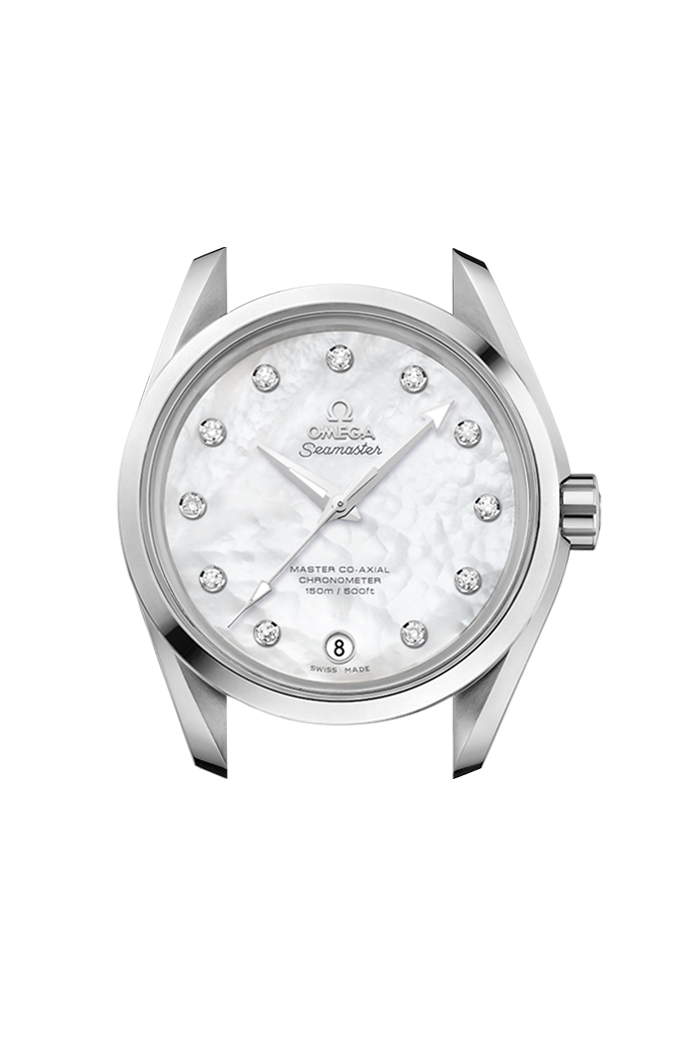 Omega Master Co-Axial Ladies' 38.5 mm - 231.10.39.21.55.002