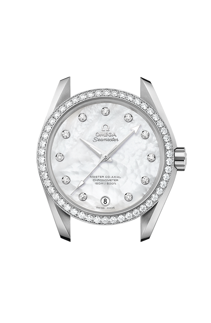 Omega Master Co-Axial Ladies' 38.5 mm - 231.15.39.21.55.001