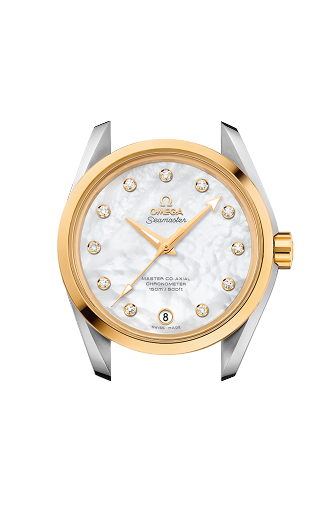 Omega Master Co-Axial Ladies' 38.5 mm - 231.20.39.21.55.004