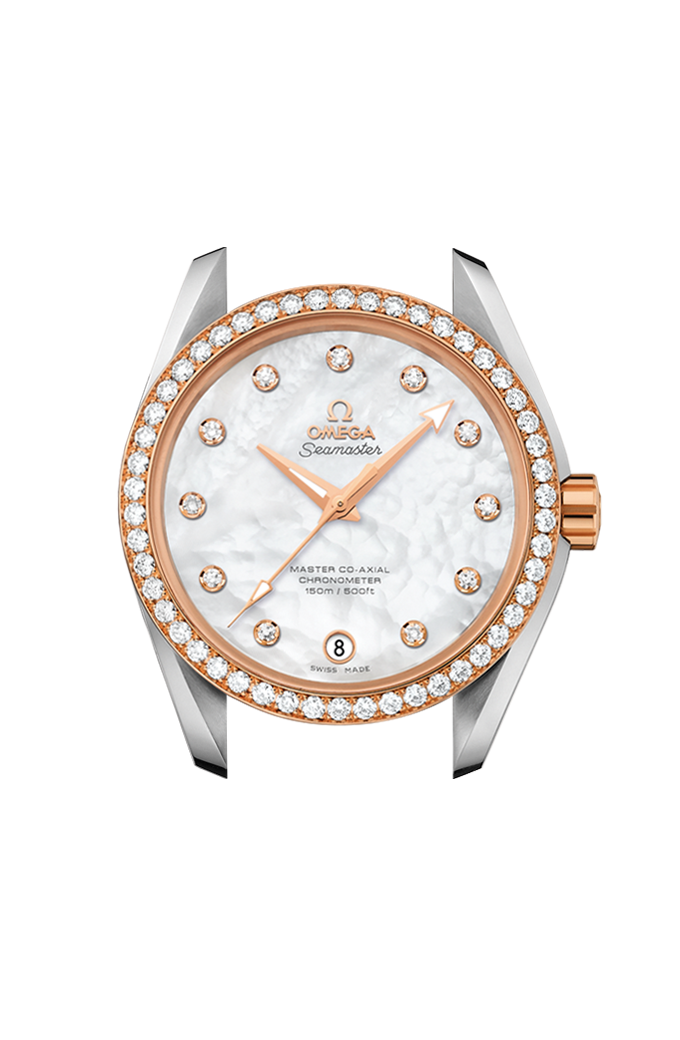 Omega Master Co-Axial Ladies' 38.5 mm - 231.25.39.21.55.001