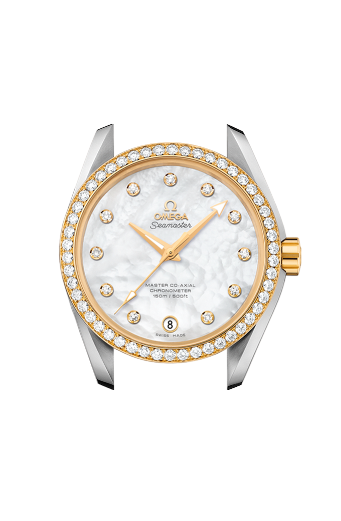 Omega Master Co-Axial Ladies' 38.5 mm - 231.25.39.21.55.002
