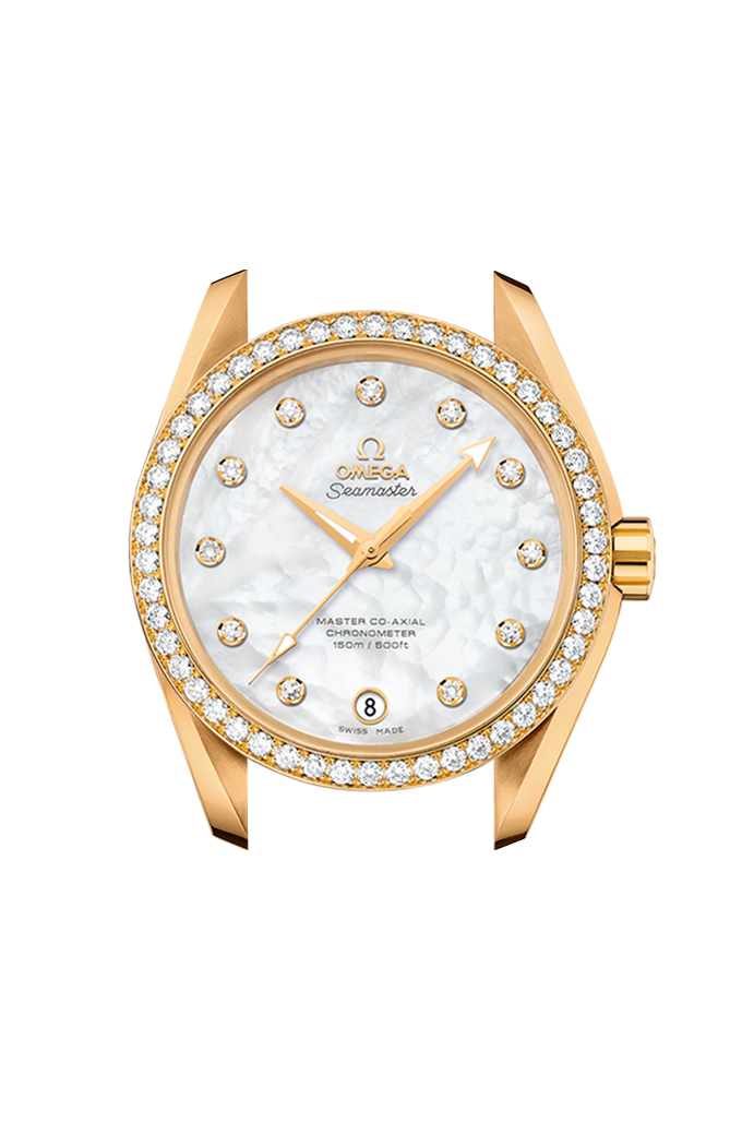 Omega Master Co-Axial Ladies' 38.5 mm - 231.58.39.21.55.002