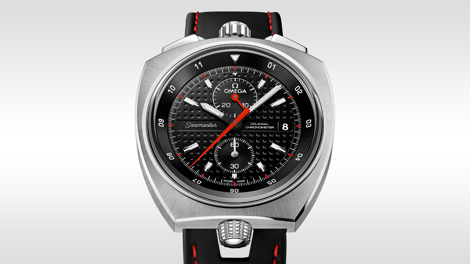 Seamaster Bullhead Bullhead Co‑Axial Chronograph 43 x 43 mm - 225.12.43.50.01.001 - Visualizzare 1