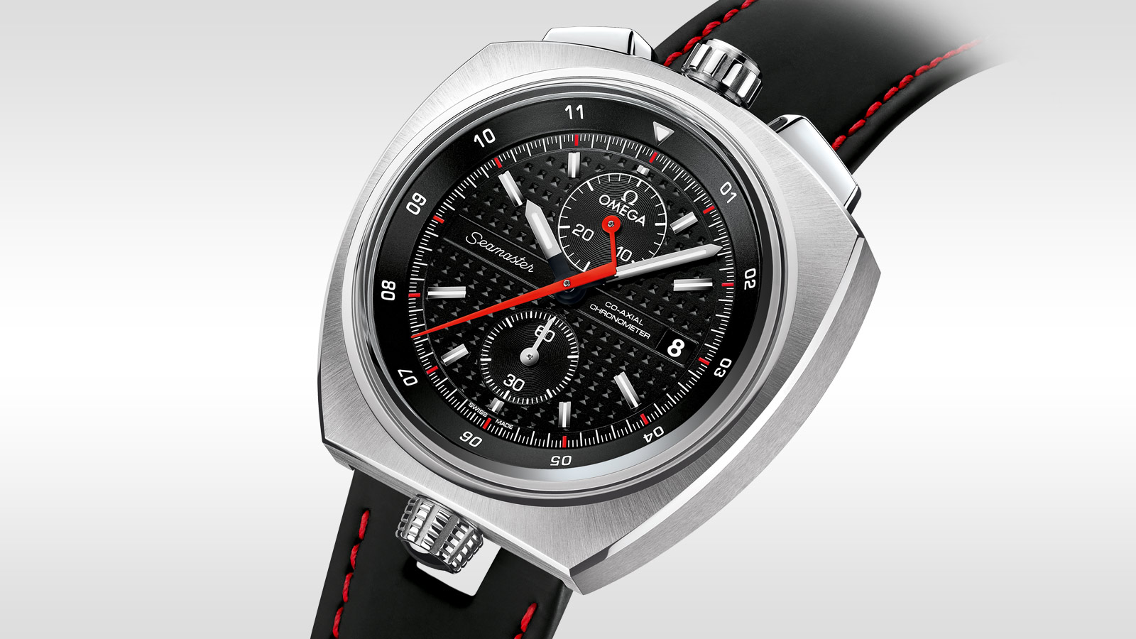 Seamaster Bullhead Bullhead Co‑Axial Chronograph 43 x 43 mm - 225.12.43.50.01.001 - Visualizzare 2