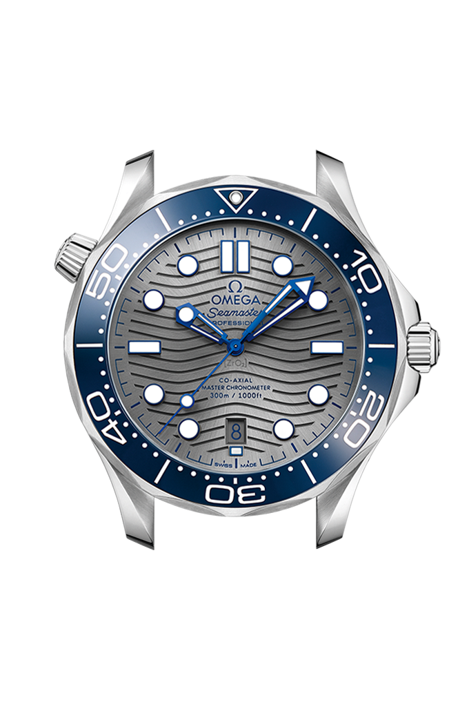 Diver 300M Omega Co-Axial Master Chronometer 42 mm - 210.30.42.20.06.001