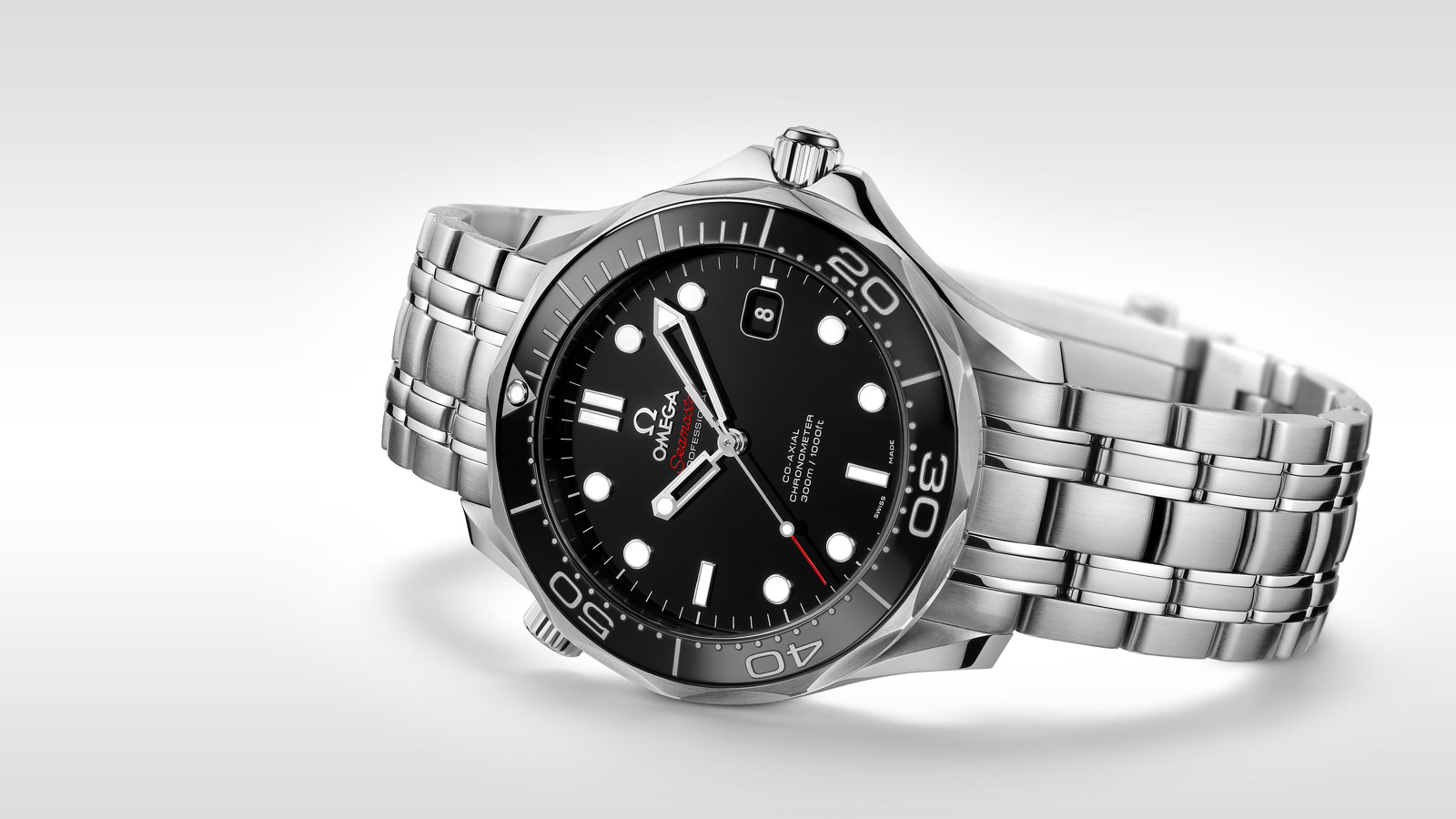 Seamaster Diver 300 M Diver 300M Co‑Axial 41 mm - 212.30.41.20.01.003 - View 1