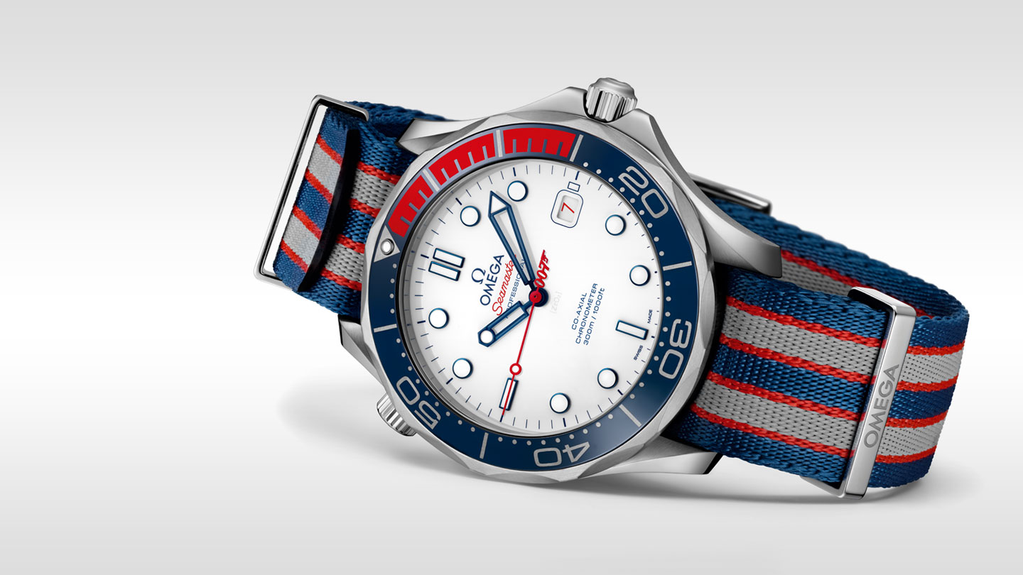 Seamaster Diver 300 M Diver 300M Co‑Axial 41 mm - 212.32.41.20.04.001 - Afficher 3