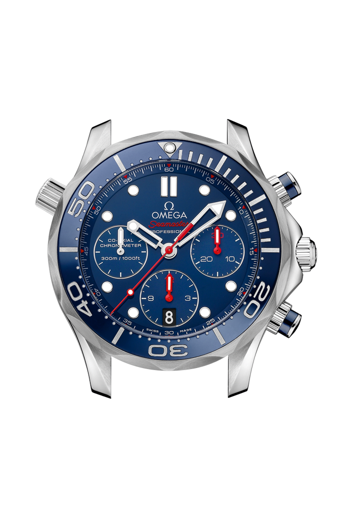 Co-Axial Chronograph 41.5 mm - 212.30.42.50.03.001
