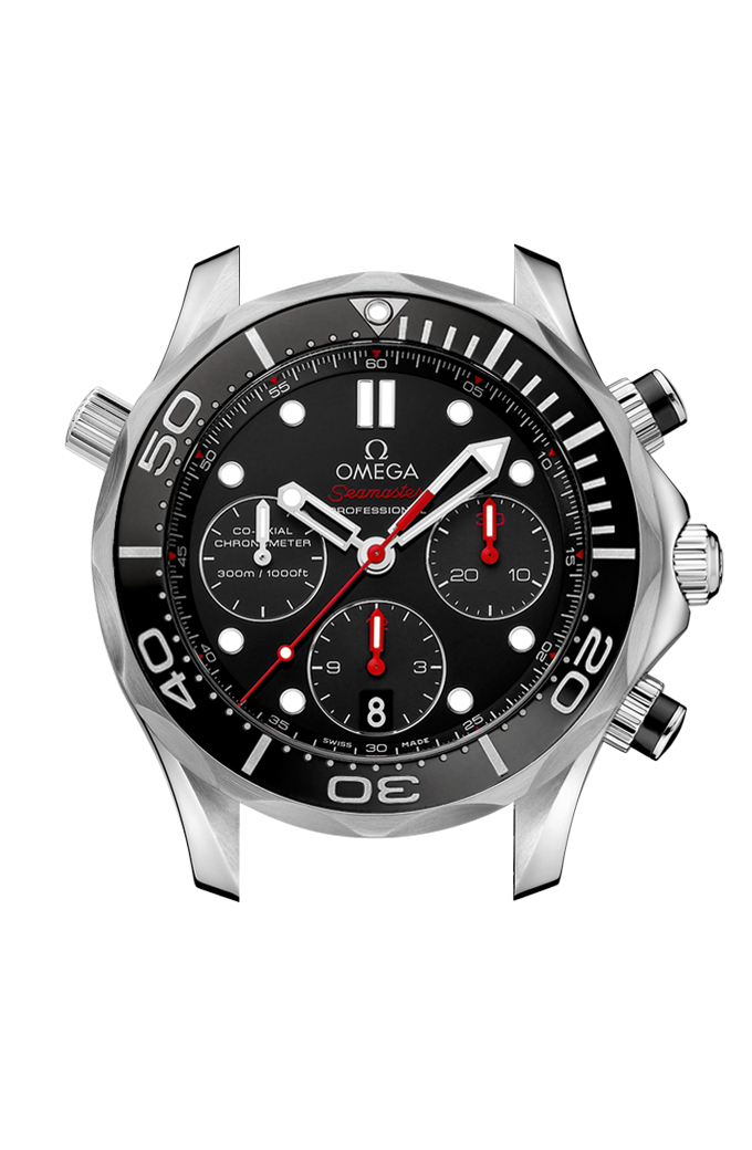 Co-Axial Chronograph 44 mm - 212.30.44.50.01.001