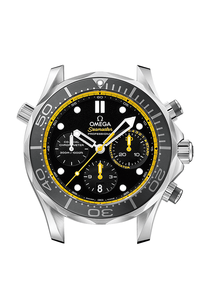 Co-Axial Chronograph 44 mm - 212.30.44.50.01.002