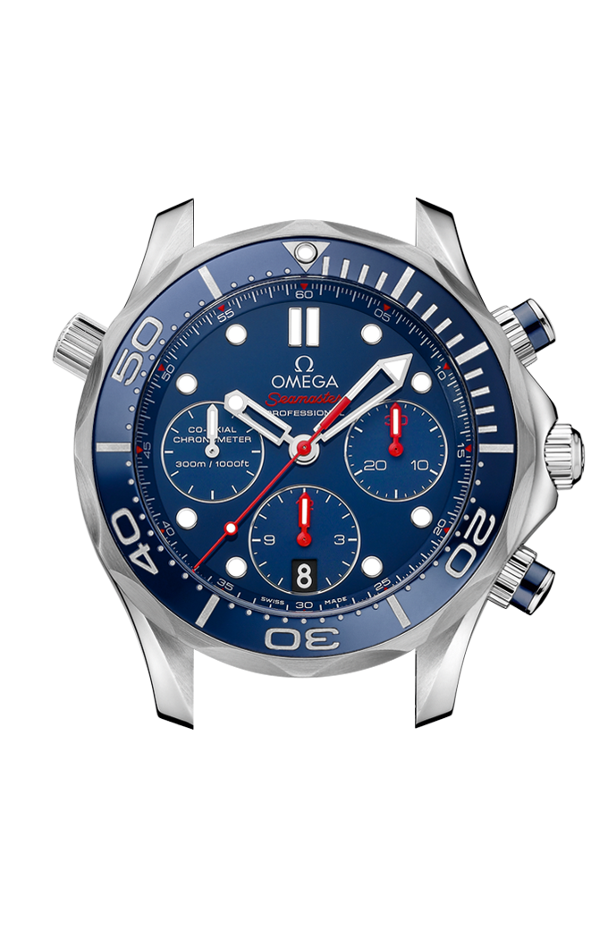 Co-Axial Chronograph 44 mm - 212.30.44.50.03.001