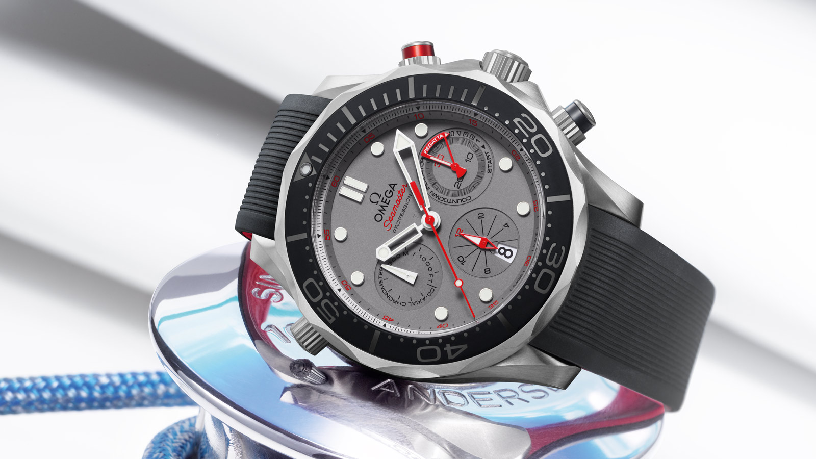 Seamaster Diver 300 M Diver 300M Co‑Axial Chronograph 44 mm - 212.92.44.50.99.001 - View 1