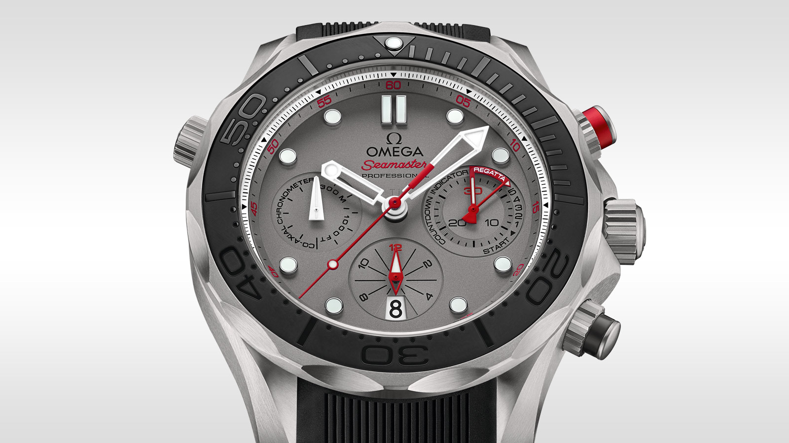 Seamaster Diver 300 M Diver 300M Co‑Axial Chronograph 44 mm - 212.92.44.50.99.001 - View 3
