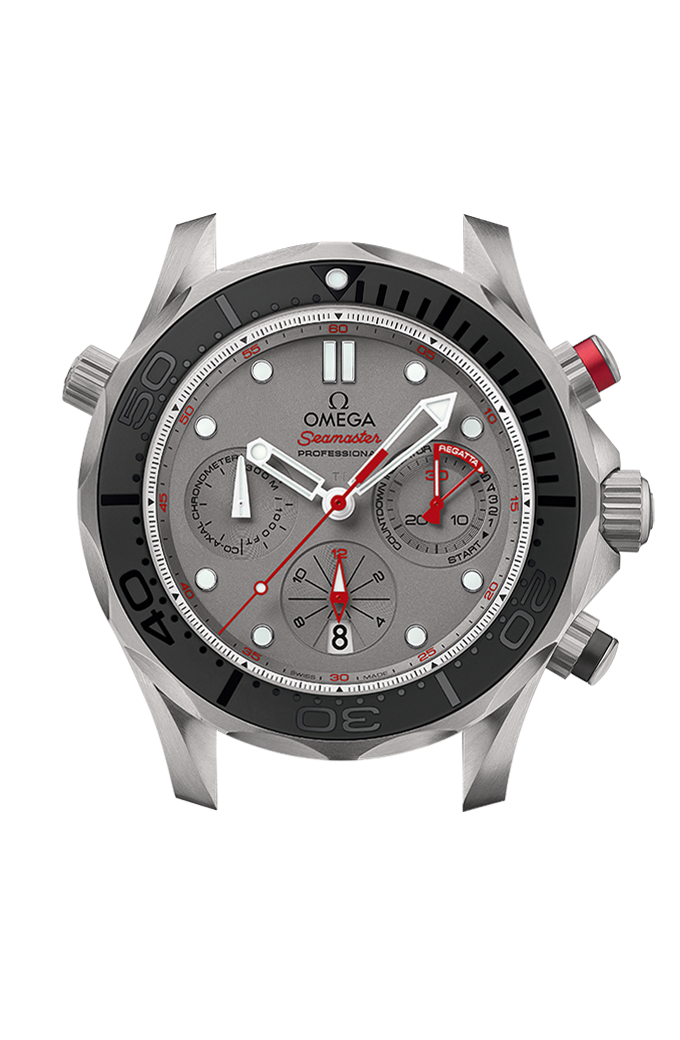 Co-Axial Chronograph 44 mm - 212.92.44.50.99.001
