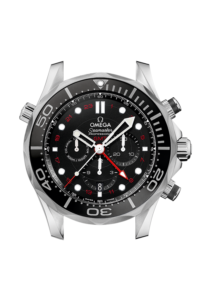Co-Axial GMT Chronograph 44 mm - 212.30.44.52.01.001