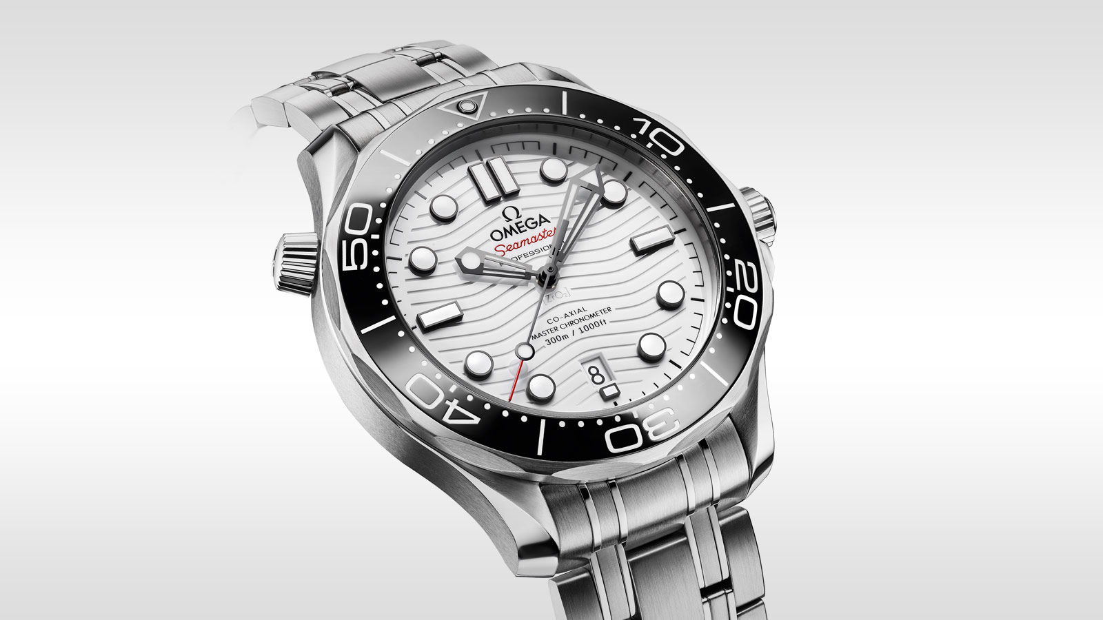Seamaster Diver 300 M Diver 300M Omega Co‑Axial Master Chronometer 42 mm - 210.30.42.20.04.001 - View 2