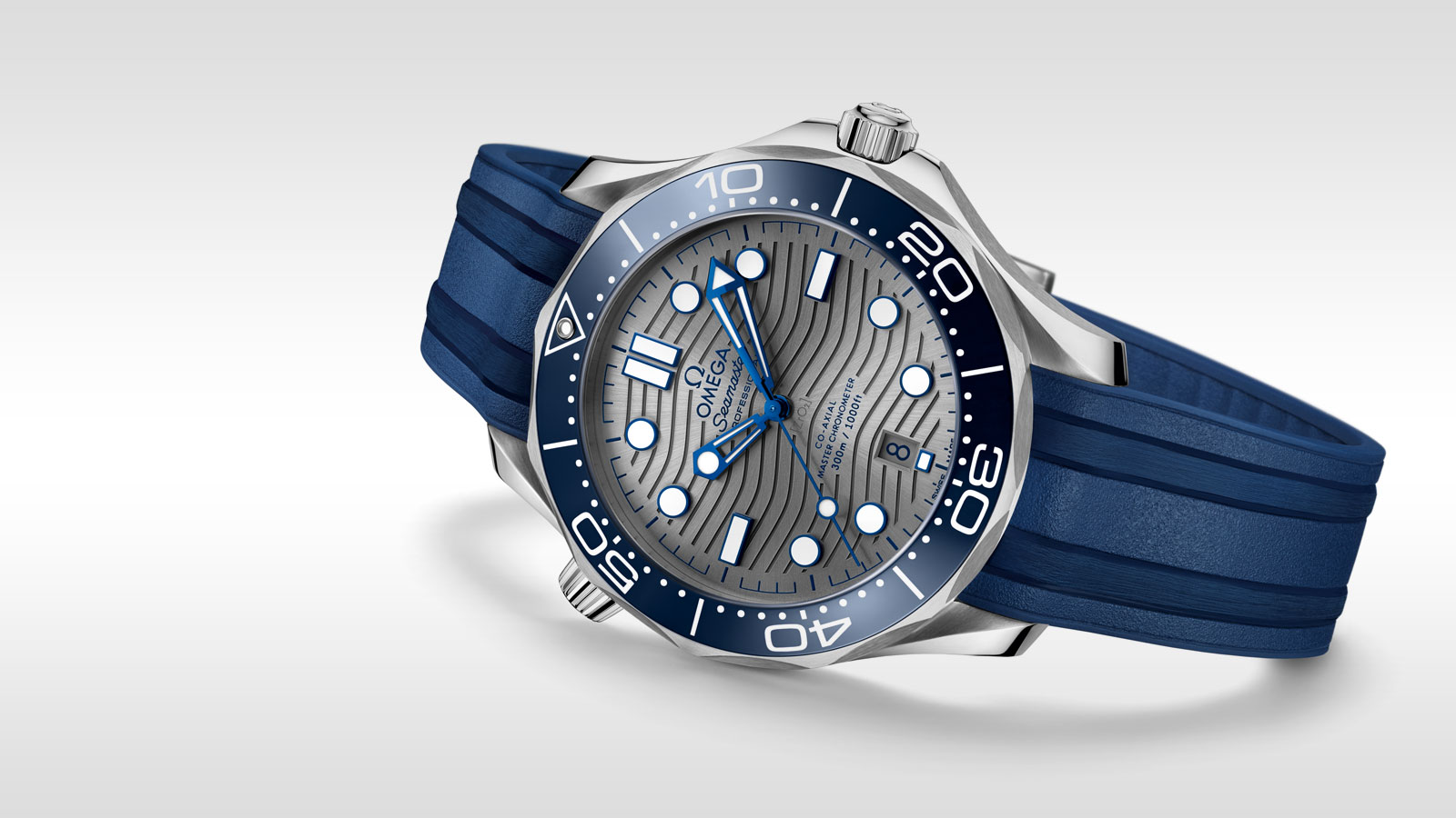 Seamaster Diver 300 M Diver 300M Omega Co‑Axial Master Chronometer 42 mm - 210.32.42.20.06.001 - Afficher 3