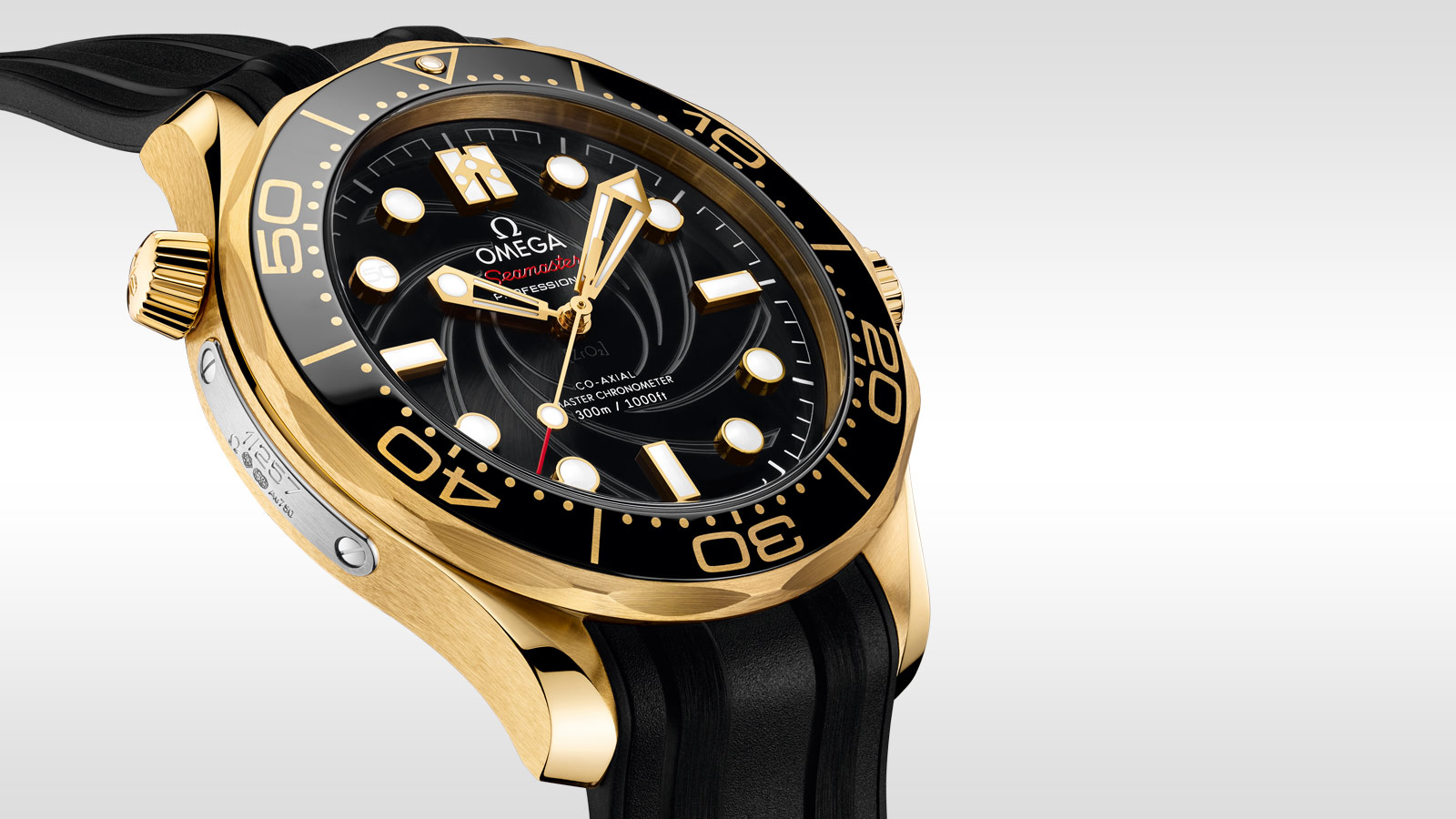 Seamaster Diver 300 M Diver 300M Omega Co‑Axial Master Chronometer 42 mm - 210.62.42.20.01.001 - Afficher 1