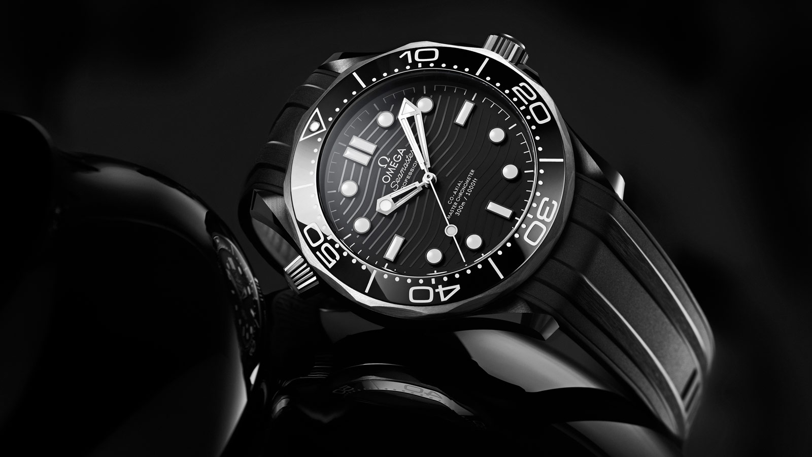 Seamaster Diver 300 M Diver 300M Omega Co‑Axial Master Chronometer 43.5 mm - 210.92.44.20.01.001 - Visualizzare 1
