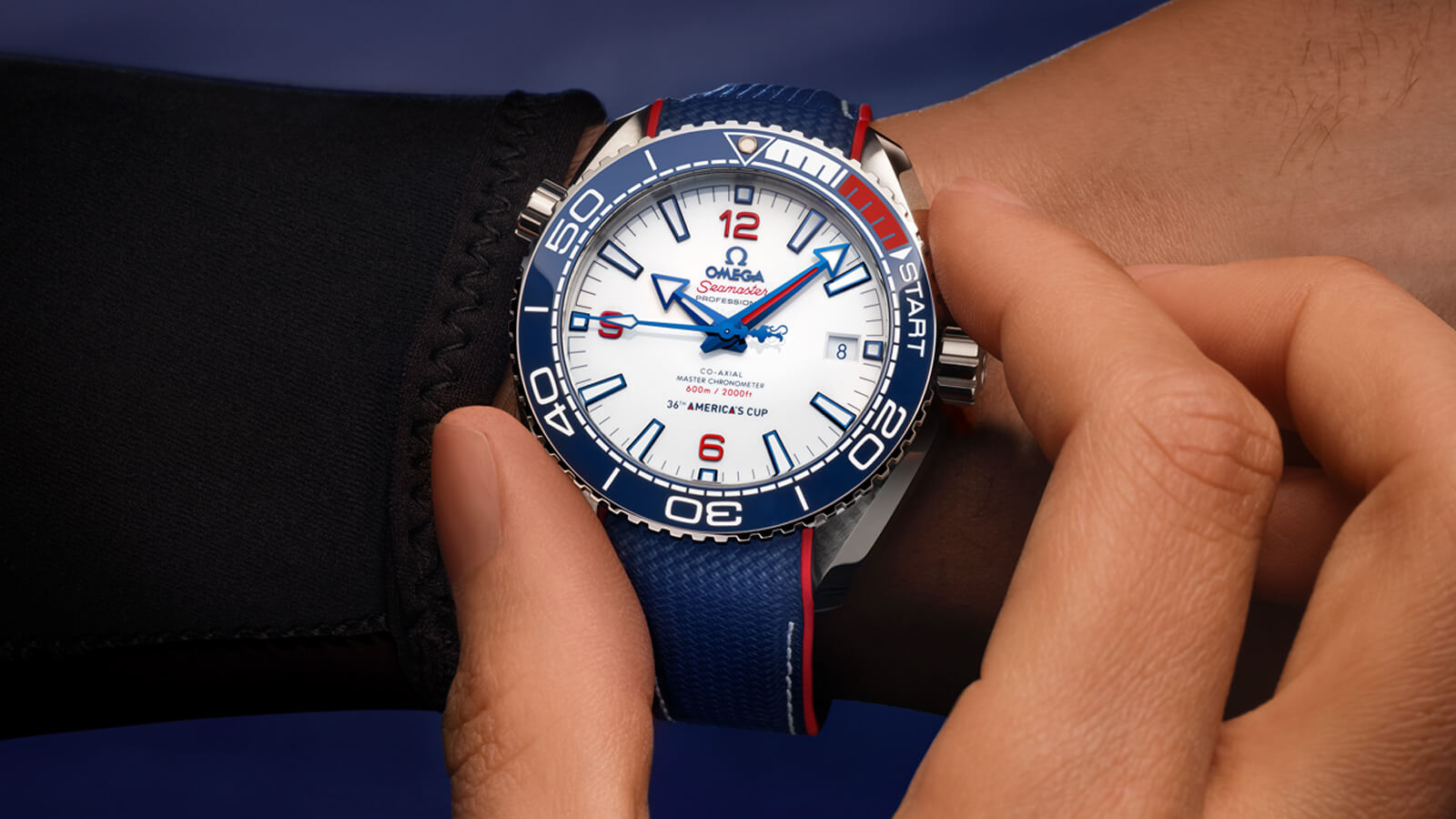 Seamaster Planet Ocean 600 M Planet Ocean 600M Omega Co‑Axial Master Chronometer 43,5 mm - 215.32.43.21.04.001 - Anzeigen 1